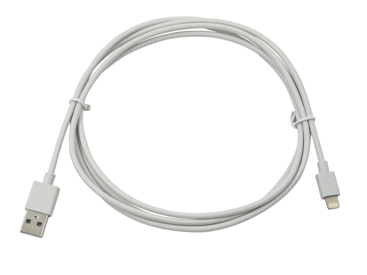 6 Foot Power Cable - USB Extension Cords. 6 Foot USB extension cable plugs in to the power cube is available with a 30-pin or Lightening connections.